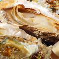 焼きがった貝には、お好みでバターや醤油をジュワッと♪磯の香りと共に漂う香ばしさが食欲全開に★匂いだけでもビールがすすみます★美味しくお召し上がりください!