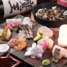 鶏と鮮魚 TORISACHI 三宮店の写真