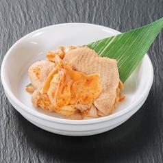 名物鶏かわ(赤・白・味噌)