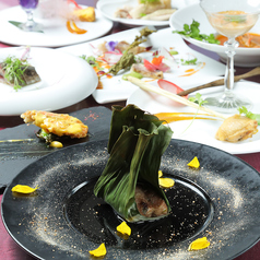ASIAN RESORT DINING Khaao Cheeのコース写真