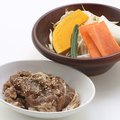 料理メニュー写真マトンジンギスカン【野菜付き】