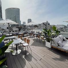 cafe terrace&bistro Queencyの写真