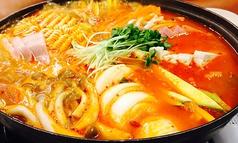 Koreafood 韓うどん ジャントの写真