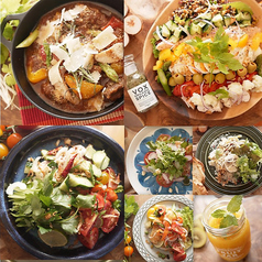ビストロ&イタリアンバル グランマーズジョルジュのコース写真