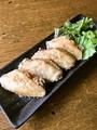 料理メニュー写真【名古屋名物!】手羽先揚(たれ・塩)