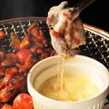料理メニュー写真チーズタッカルビ