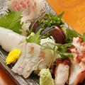 料理メニュー写真長崎直送 地魚お刺身