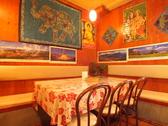 アジアンミントカフェの雰囲気2