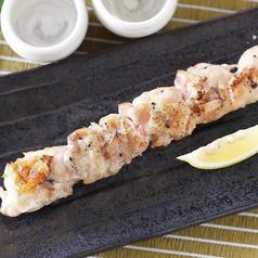 鶏もも串/カシラ串/シロ串/つくね串/もち豚バラ串/アスパラ肉巻き串/サーモンはらすネギま串