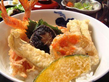 天ぷら 島家のおすすめ料理1