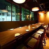 テーブル個室。6名様~30名様位に最適です
