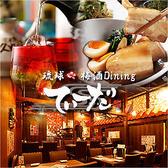 琉球 梅酒ダイニング てぃーだ 上野店 ごはん,レストラン,居酒屋,グルメスポットのグルメ