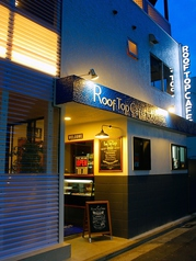 ルーフトップカフェ Roof Top Cafe YOKOHAMA