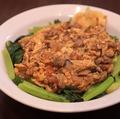 料理メニュー写真台湾玉子炒め飯