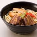 料理メニュー写真沖縄そば