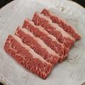 料理メニュー写真上ハラミ/ハラミサイコロステーキ