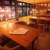 ワイアードカフェ WIRED KITCHEN ペリエ海浜幕張店の雰囲気2