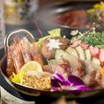 産地にもこだわった海鮮創作料理の数々♪その日仕入れた鮮魚を最適な調理法でご提供致します♪