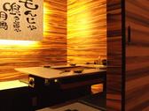 3階(個室):6名~8名【松コース/竹コース/豪華鉄板コース 利用のお客様限定】