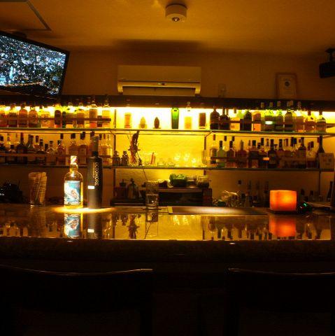 【中野】大人の女性に人気!お一人様で優雅にお酒を楽しめるバー3選