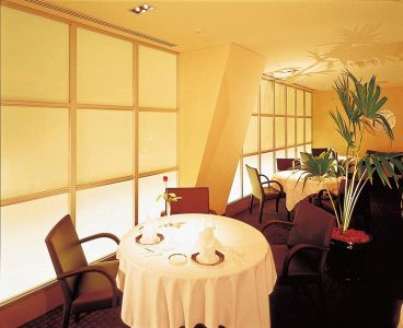 ホテル日航大阪 中国料理 桃李の雰囲気1