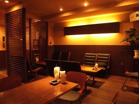 CAFE&DINNER スタジオ