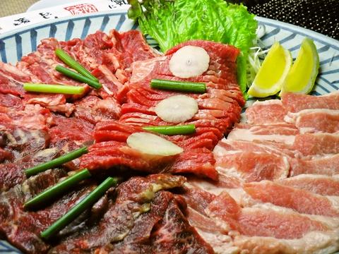 マルコポーロ 焼肉の家 佐久中込店