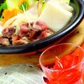 料理メニュー写真スッポン鍋(血+鍋+雑炊) ※完全予約制、2人前~