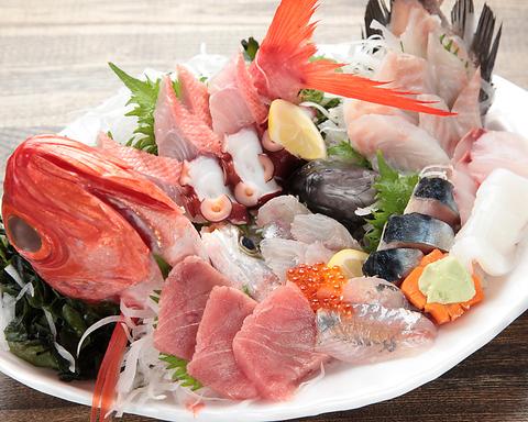 三浦の地魚と蕎麦 海わ屋