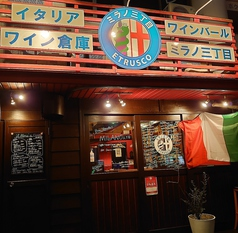 イタリアンとワイン ミラノ三丁目 名駅店