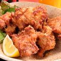 料理メニュー写真鶏唐揚げ