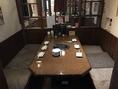 テーブル6名席です!最大7名様までご利用いただけます。