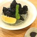 料理メニュー写真明石蛸の蛸墨揚げ