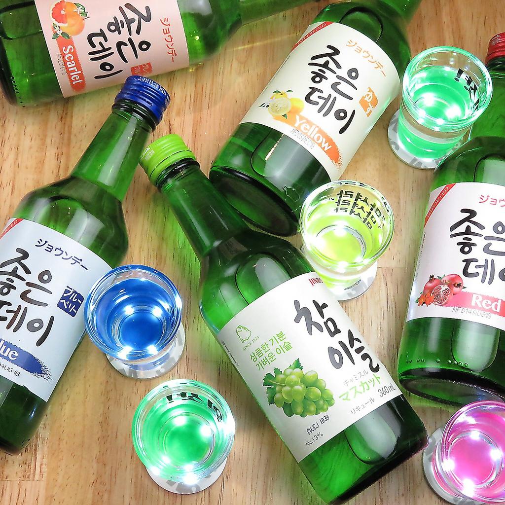 サムギョプサル×鍋×韓国料理  OKOGE梅田東通り店|店舗イメージ8