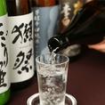 山口県の日本酒もご用意しております。
