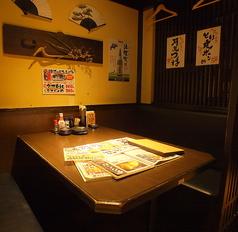 炭火酒蔵 炎 新札幌店の雰囲気1