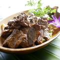 料理メニュー写真Frangipani風 ピピカウラ3種盛り合わせ(牛タン・牛はらみ・牛骨付きリブ)