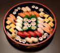 仕出し例 2 【寿司盛】 冠婚葬祭や法事等