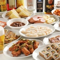 料理メニュー写真パーティー料理一例