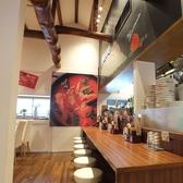 太陽のトマト麺 吉祥寺南口支店の雰囲気3