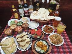 インドネパール料理 ルンビニ 大和西大寺店のコース写真