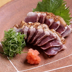 大阪産『河内鴨』(たたき、ネギ味噌焼き、黒胡椒焼き)