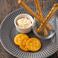 ハニーマスカルポーネチーズとグリッシーニ