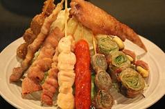 六九 広川のおすすめ料理1