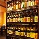 全国各地の本格焼酎や泡盛、北海道の焼酎も多数