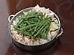 料理メニュー写真銀鍋(鶏ガラ風味)