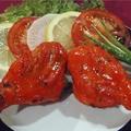 料理メニュー写真タンドリーチキン (2個) Tandoori Chicken
