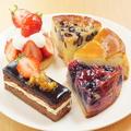 料理メニュー写真ケーキ