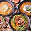 彩り鮮やかなスペイン料理はSNS映えも♪