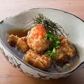 料理メニュー写真いろはの揚げ出し豆腐